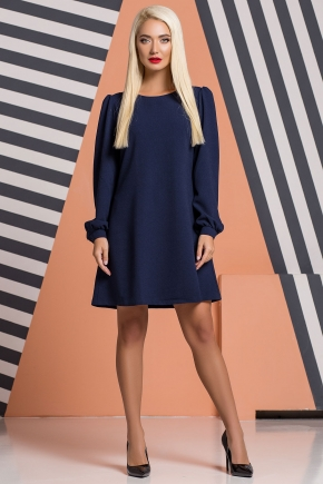 navy-blue-dress-ruffles