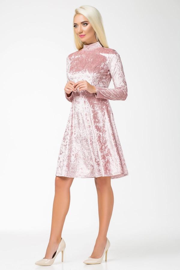 pink-velor-dress-under-throat-half2