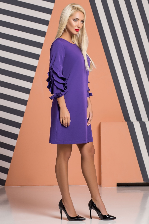 purple-dress-bows-frills-half