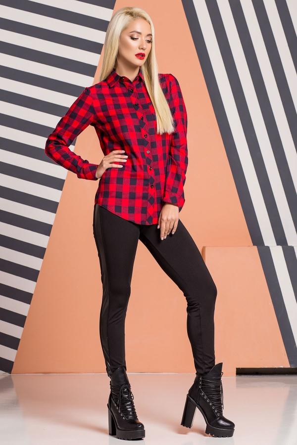 red-black-pocket-shirt-half