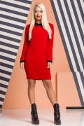 red-dress-black-collar