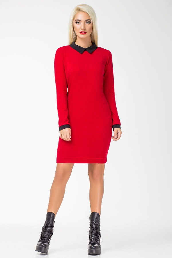 red-dress-black-collar-full2