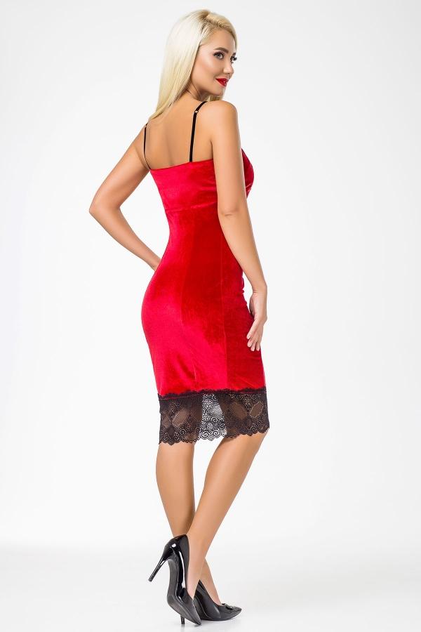 red-velor-dress-lace-back2