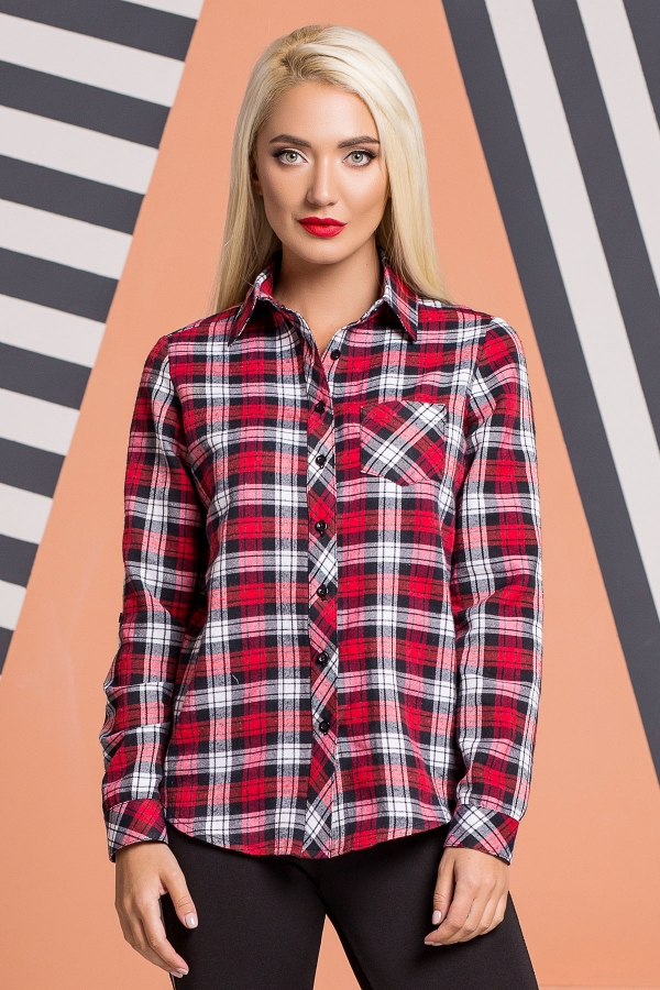 warm-red-black-check-shirt