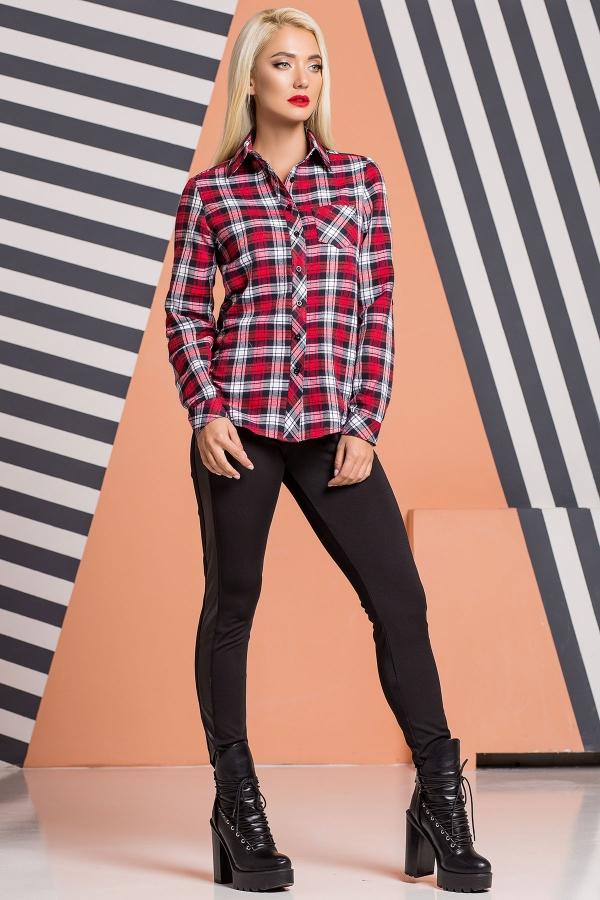 warm-red-black-check-shirt-half