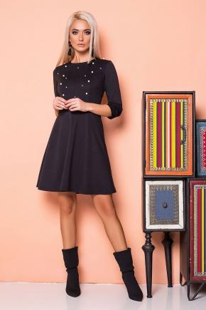 black-dress-beads