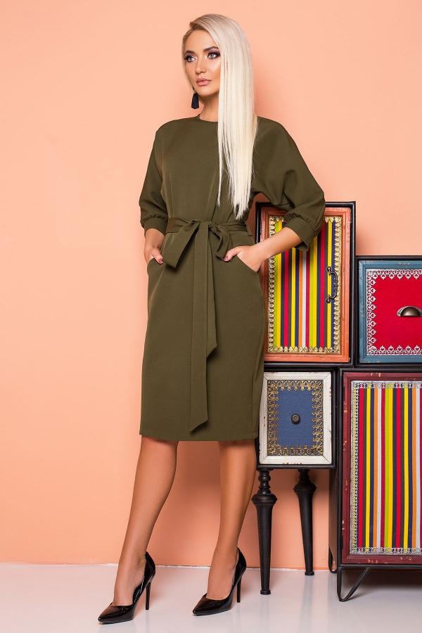 dress-belt-khaki-sleeves-half