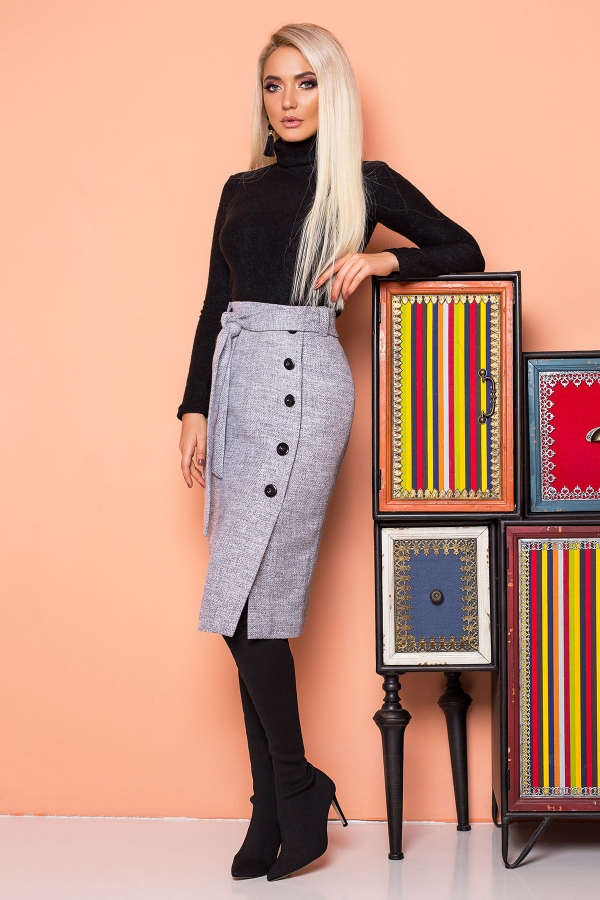 gray-skirt-black-buttons-half