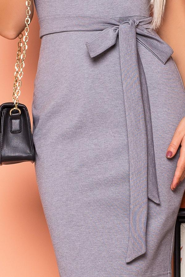 light-gray-dress-pleat-chest-detail